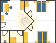 Familienwohnung - Sonne 6