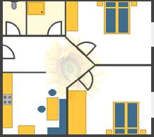 Familienwohnung - Sonne 7